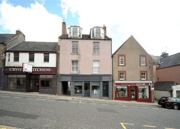 Thumbnail 4 bed maisonette for sale in High Street, Brechin