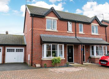 Thumbnail 3 bed semi-detached house for sale in Barlow Drive, Helsby, Frodsham