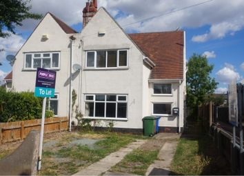Thumbnail 3 bed semi-detached house to rent in Hull Road, Hull
