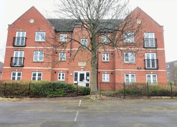 Thumbnail 2 bed flat for sale in Collum House Road, Ashby, Scunthorpe