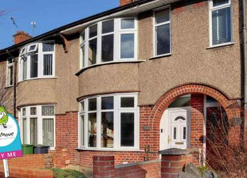 Thumbnail 2 bed terraced house to rent in St. Monicas Avenue, Luton