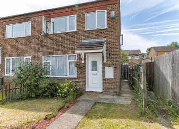 Thumbnail 3 bed end terrace house for sale in Lanner Walk, Eaglestone, Milton Keynes