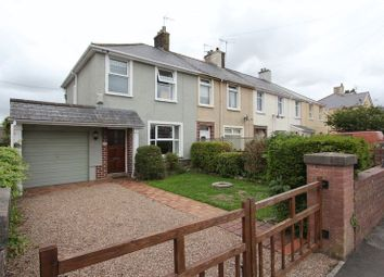Thumbnail 3 bedroom semi-detached house for sale in Broadway, Cowbridge
