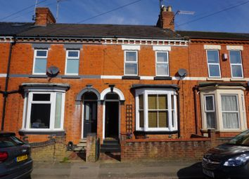 Thumbnail 2 bed terraced house to rent in Bruce Street, Northampton