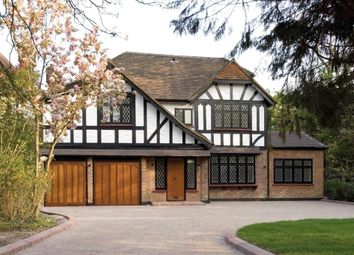 Thumbnail 6 bed detached house for sale in Canons Drive, Edgware, Middlesex