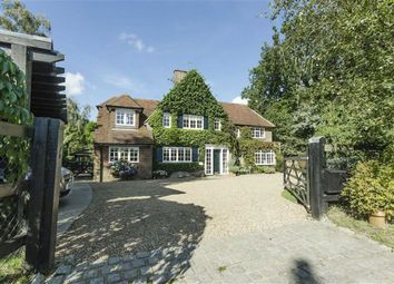 Thumbnail 4 bed country house for sale in Waterend Lane, Ayot Green, Welwyn, Hertfordshire