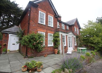 Thumbnail 4 bed detached house for sale in Rose Hill, Holywell