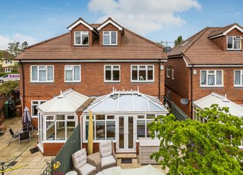 Thumbnail 4 bedroom town house for sale in Buckland Road, Tadworth