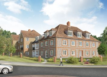 Thumbnail 2 bed flat for sale in Hale Lodge, Fitzalan Road, Littlehampton