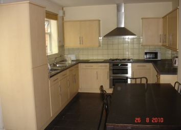 Thumbnail 10 bed shared accommodation to rent in Bryn Road, Brynmill, Swansea