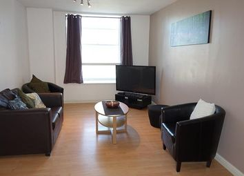 Thumbnail 4 bed flat to rent in Market Street, Aberdeen