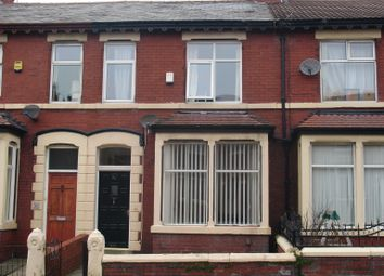 Thumbnail 4 bedroom terraced house to rent in Westmorland Avenue, Blackpool