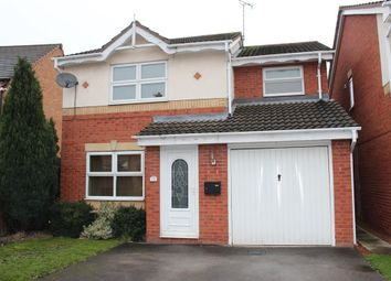 Thumbnail 3 bed detached house for sale in Pasture View, Sherburn In Elmet, Leeds