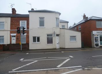 Thumbnail 2 bedroom flat to rent in High Street, Codnor, Ripley