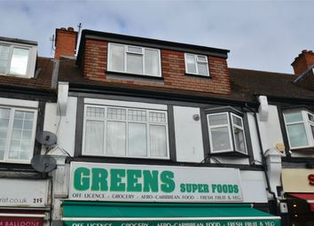 Thumbnail 1 bed flat for sale in 217A Wickham Road, Shirley, Croydon, Surrey