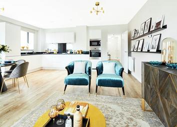 "Thumbnail 3 bed flat for sale in ""Plot 73"" at Lakeside Drive, Park Royal, London"