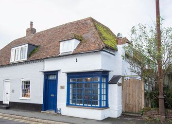 Thumbnail 4 bed semi-detached house for sale in Lower Street, Eastry, Sandwich