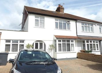 Thumbnail 1 bed semi-detached house for sale in Maxwell Road, Welling