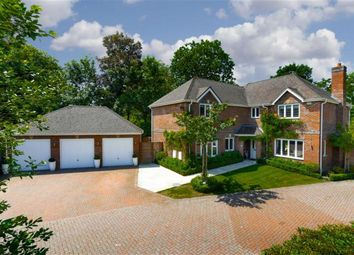 Thumbnail 5 bed detached house for sale in John Watkin Close, Epsom, Surrey