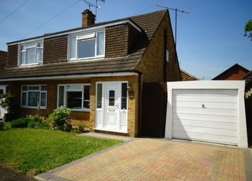 Thumbnail 3 bed semi-detached house for sale in Courtfield Road, Ashford