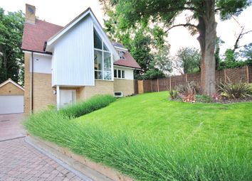 Thumbnail 4 bed detached house for sale in Chignal Road, Chelmsford, Essex