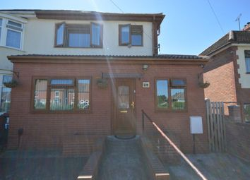 Thumbnail 4 bed semi-detached house for sale in Haybridge Road, Hadley, Telford