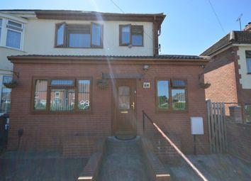 Thumbnail 4 bedroom semi-detached house for sale in Haybridge Road, Hadley, Telford