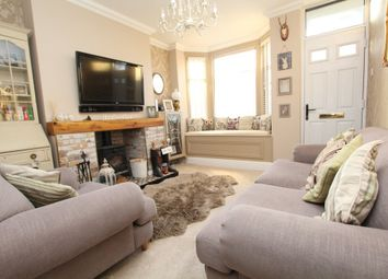Thumbnail 3 bed terraced house for sale in Factory Road, Hinckley