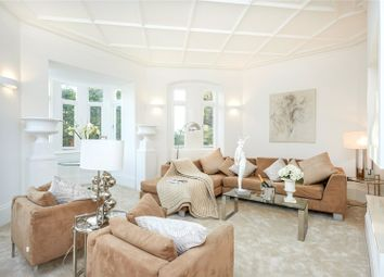 Thumbnail 5 bed property for sale in Ruxley Ridge, Claygate, Esher, Surrey