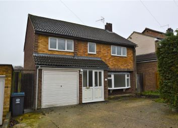 Thumbnail 4 bed detached house for sale in Apsley Close, Bishop's Stortford
