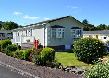 Thumbnail 3 bed mobile/park home for sale in Schooner Park, New Quay, Ceredigion