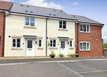 Thumbnail 2 bed terraced house for sale in Tigers Way, Axminster, Devon