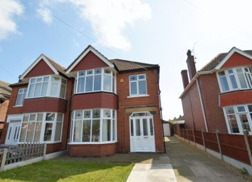 Thumbnail 3 bed semi-detached house for sale in Glover Road, Scunthorpe