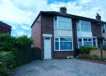 Thumbnail 2 bed semi-detached house to rent in Windermere Road, Shrewsbury
