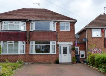 Thumbnail 3 bed semi-detached house for sale in Hansom Road, Birmingham