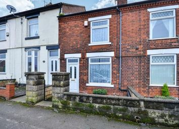 Thumbnail 2 bed terraced house for sale in Mansfield Road, Skegby, Nottinghamshire, Notts