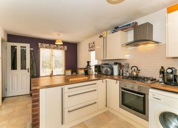 Thumbnail 3 bed semi-detached house for sale in Mentmore Court, Great Holm, Milton Keynes