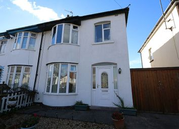 Thumbnail 3 bedroom semi-detached house for sale in 11, Avenue Road, Blackpool, Lancashire