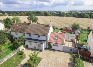 3 bed semi-detached house for sale in Crocklands, Greenstead Green, Halstead CO9