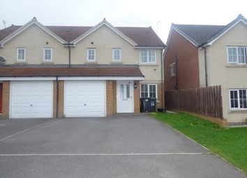 Thumbnail 3 bed property to rent in Weavers Croft, Crook