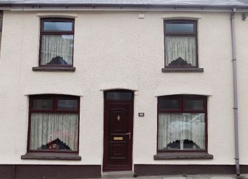 Thumbnail 2 bed terraced house for sale in High Street, Six Bells, Abertillery