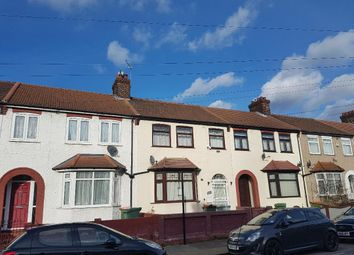 Thumbnail 4 bed terraced house to rent in Roman Road, London