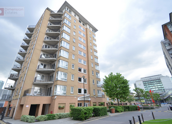 Thumbnail 2 bedroom flat to rent in East India Dock, Canary Wharf, East London, London