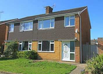 Thumbnail 3 bedroom semi-detached house for sale in Sweeting Avenue, Little Paxton