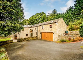 Thumbnail 4 bed detached house for sale in Spa Bottom, Fenay Bridge, Huddersfield, West Yorkshire