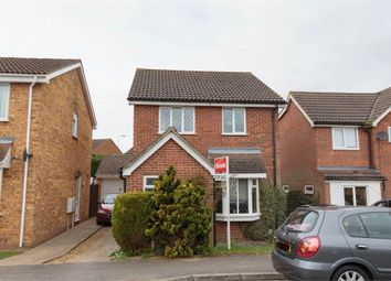Thumbnail 3 bed detached house for sale in St Albans Close, Flitwick, Bedford