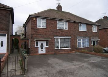 Thumbnail 3 bed semi-detached house for sale in New Street, Swanwick, Alfreton, Derbyshire