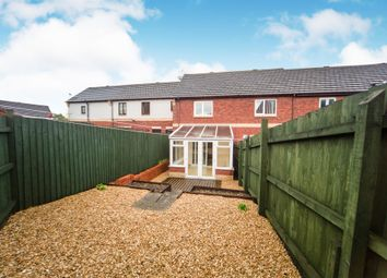 Thumbnail 2 bed terraced house for sale in Cwrt Y Garth, Beddau, Pontypridd