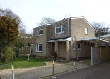 Thumbnail 4 bedroom detached house for sale in Taverham, Norwich, Norfolk