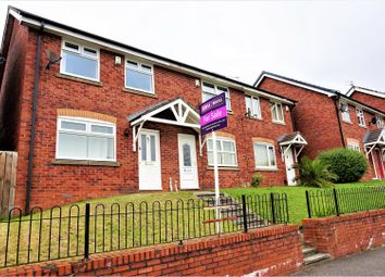 Thumbnail 3 bedroom end terrace house for sale in Blackley New Road, Manchester